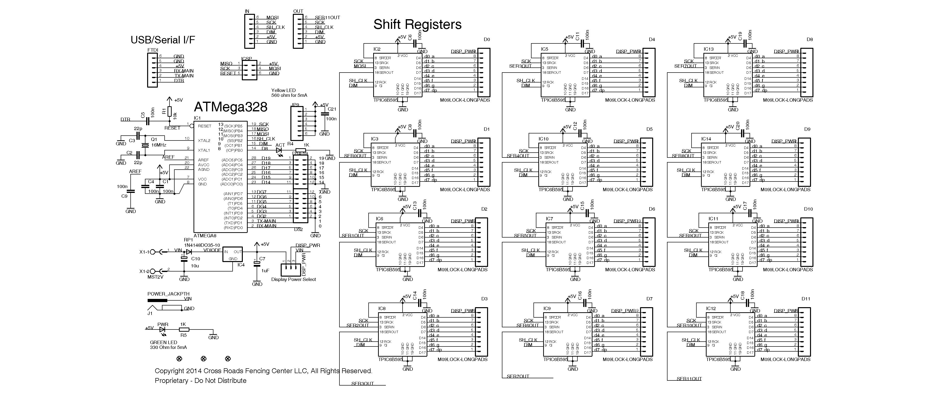 Cross Roads Electronics Wiring Arduino Relay Shield Schematic