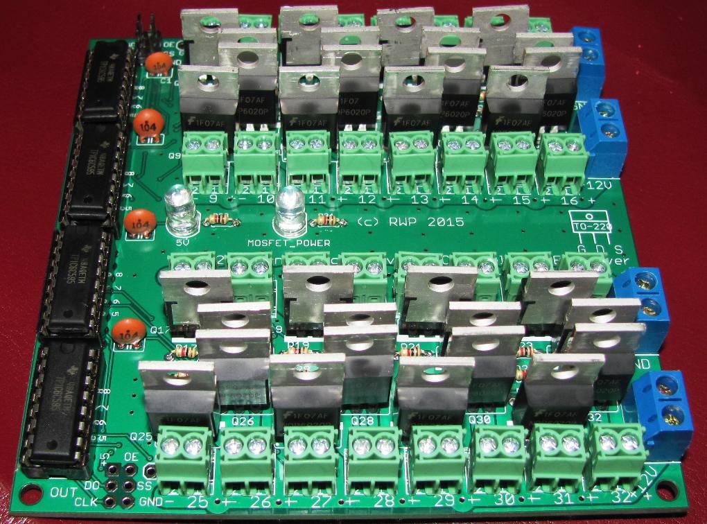 Arduino Uno  MOSFET  arduinoforumde
